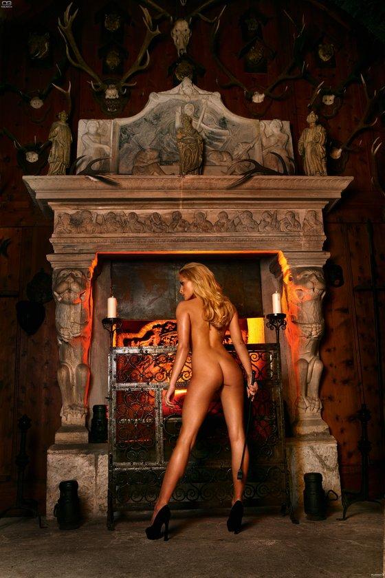 Sophia Thomalla Im Aktuellen Playboy Initiative Deutschland